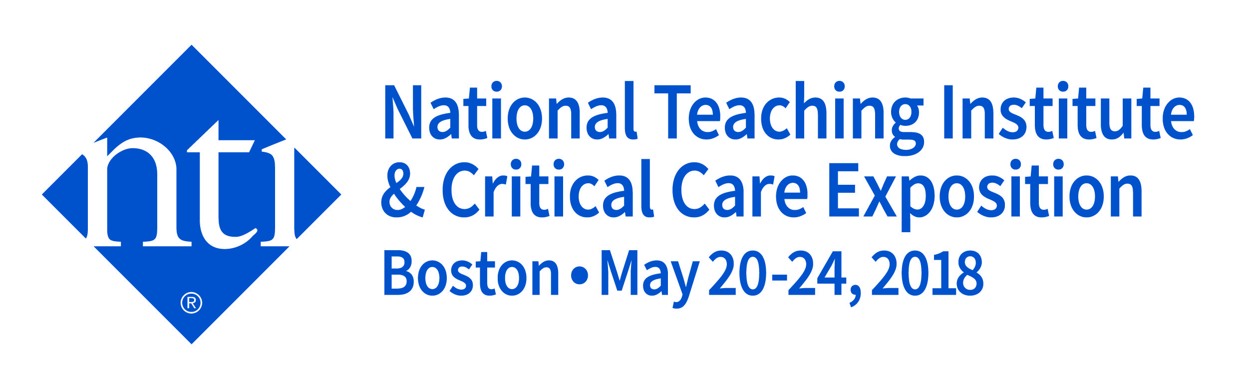 AACN's annual National Teaching Institute & Critical Care