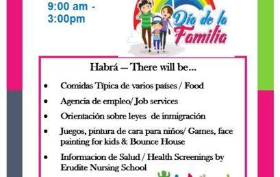 Free Health Screening at La Mision Church