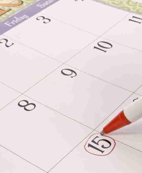 Spring 2019 Standard Session-Application Deadline