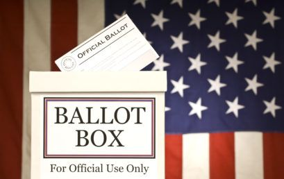 AACN ENCOURAGES NURSES TO VOTE FOR THIS YEAR'S COMING ELECTION