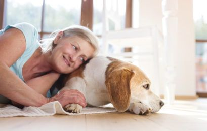 NURSING HOME IN LOUISIANA PARTNERS WITH LOCAL ANIMAL SHELTER, CREATING AN ANIMAL HOUSE CLUB