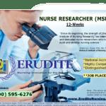 Nurse Researchers Play Vital Role in Nurse Science